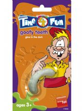 Funny Side Comedy Glow In The Dark Goofy Teeth